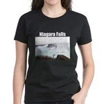 Niagara Falls Women's Dark T-Shirt