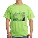 Niagara Falls Green T-Shirt
