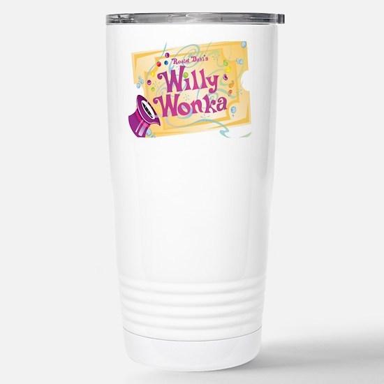 Charlieandthechocolatef Stainless Steel Travel Mug