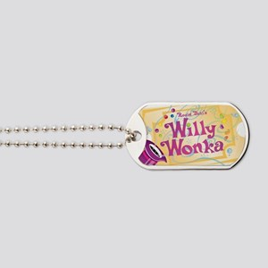 Charlieandthechocolatefactory Dog Tags