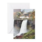 Niagara Falls Greeting Cards (Pk of 20)