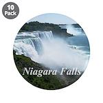 "Niagara Falls 3.5"" Button (10 pack)"