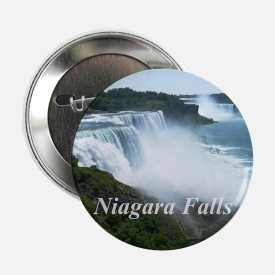 """Niagara Falls 2.25"""" Button"""