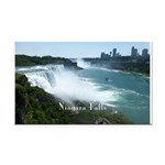 Niagara Falls Rectangle Car Magnet