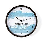 Niagara Falls Wall Clock