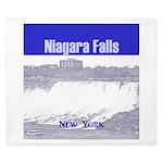 Niagara Falls King Duvet