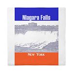 Niagara Falls Queen Duvet