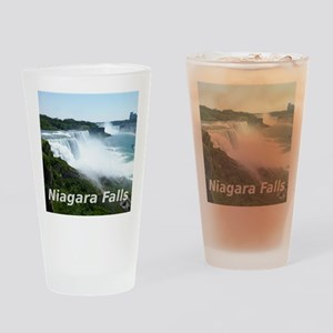 Niagara Falls Drinking Glass