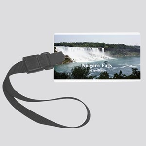 Niagara Falls Large Luggage Tag