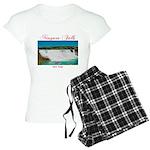 Niagara Falls Women's Light Pajamas
