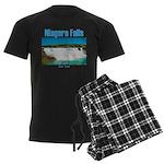 Niagara Falls Men's Dark Pajamas