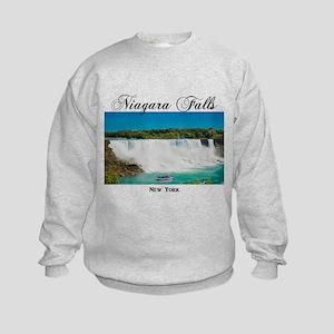 Niagara Falls Kids Sweatshirt