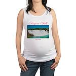 Niagara Falls Maternity Tank Top