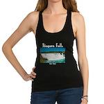 Niagara Falls Racerback Tank Top