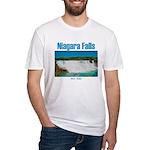 Niagara Falls Fitted T-Shirt