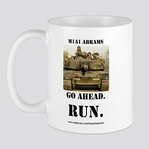 M1A1 Abrams Mug