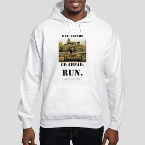 M1A1 Abrams Hooded Sweatshirt