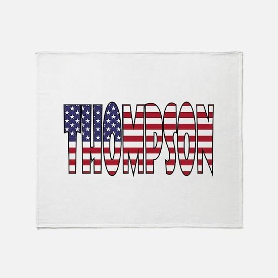 Thompson Throw Blanket