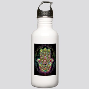 Hamsa Hand Amulet Psyc Stainless Water Bottle 1.0L