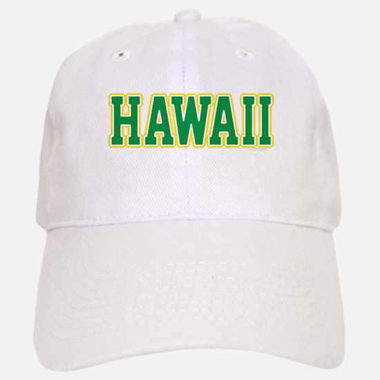 Hawaii Baseball Baseball Cap