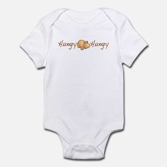 The Hungry Hippo Infant Bodysuit