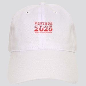 VINTAGE 2025 aged to perfection-red 400 Baseball C