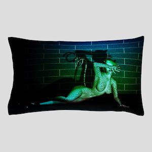 Fetish Cat Woman Pillow Case