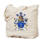 Freyer Family Crest Tote Bag