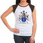 Freyer Family Crest Women's Cap Sleeve T-Shirt