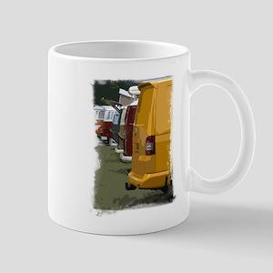Camper vans Mugs