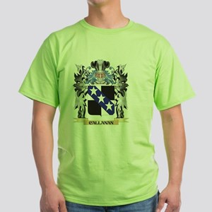 Callanan Coat of Arms - Family Crest T-Shirt