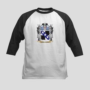 Callanan Coat of Arms - Family Cre Baseball Jersey