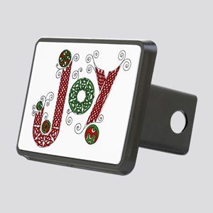 Celtic Christmas Joy Hitch Cover