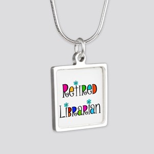 Retired Librarian Necklaces