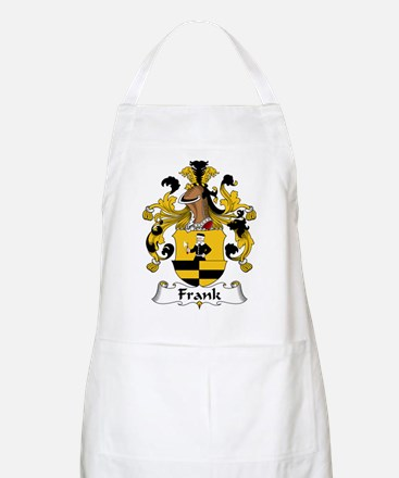 Frank Family Crest BBQ Apron