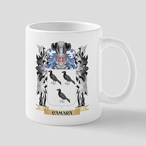 Camara Coat of Arms - Family Crest Mugs