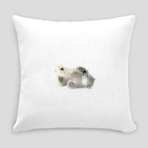 Baby Polar Bear Everyday Pillow