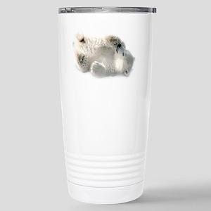Baby Polar Bear Travel Mug