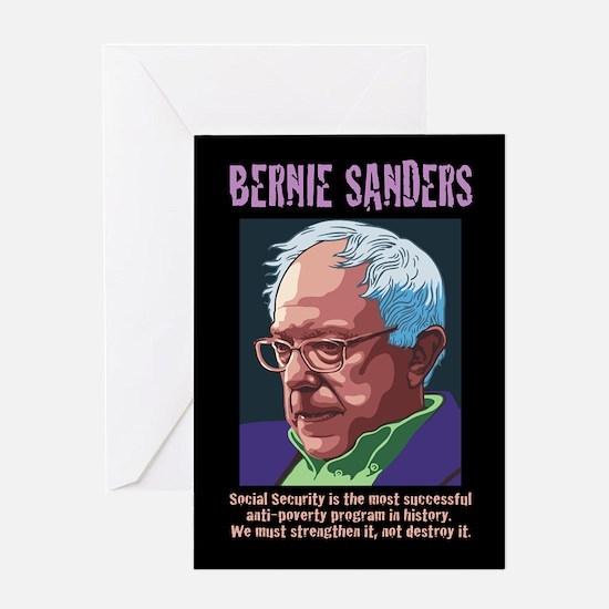 Bernie Sanders -SSI Greeting Card