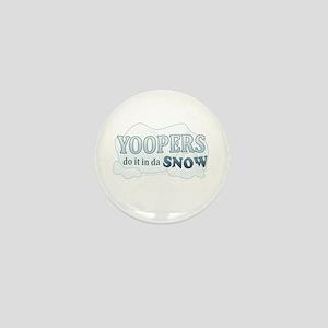 Do It In Da Snow Mini Button