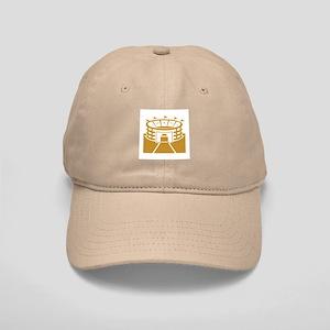 Brown Stadium Cap