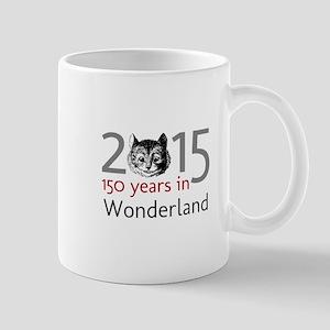 2015 Cheshire Cat Mugs