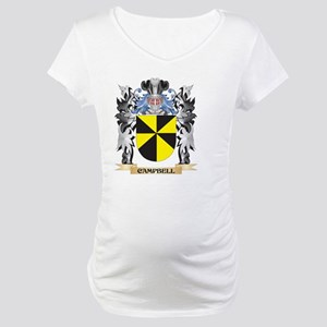 Campbell Coat of Arms - Family C Maternity T-Shirt