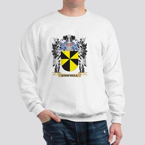 Campbell Coat of Arms - Family Crest Sweatshirt