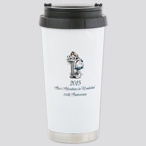 2015 Wonderland Travel Mug