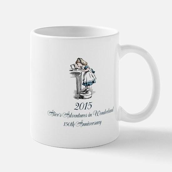 2015 Wonderland Mugs