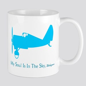 Soul In The Sky Mugs
