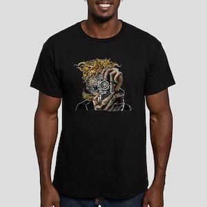 Photographer ART Men's Fitted T-Shirt (dark)