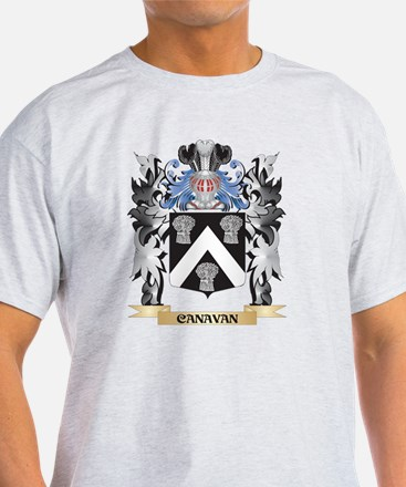 Canavan Coat of Arms - Family Crest T-Shirt