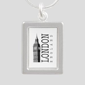 London Big Ben Necklaces
